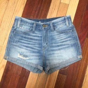 VINTAGE Levi's Orange Tab High Waisted Shorts